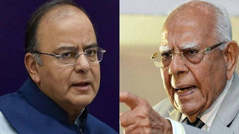 Jaitley vs Jethmalani: Delhi High Court to hear defamation case