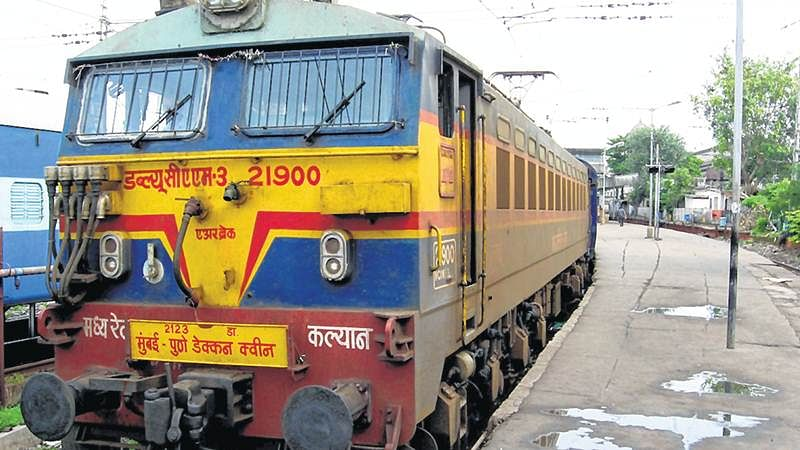 Pune: Agitation delays Deccan Queen by an hour