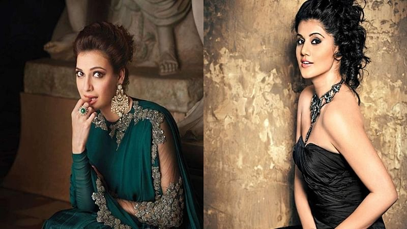 IIFA Awards 2017: Taapsee, Dia turn showstoppers for Times Square fashion show