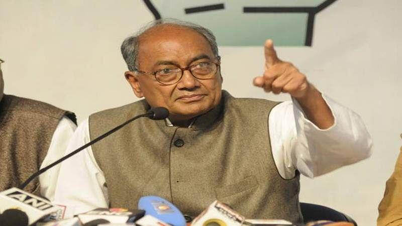 Goa Congress blames Digvijaya for missed opportunity to form govt