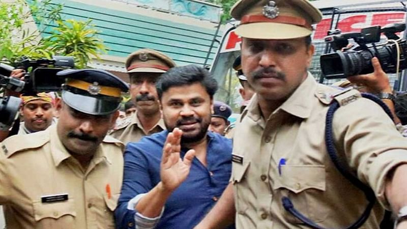 Malayalam actress abduction case: actor Dileep's fourth bail plea rejected