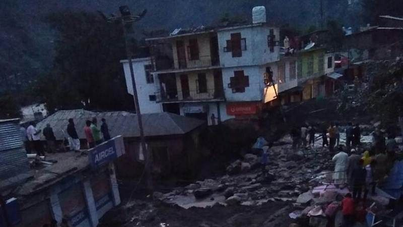 Jammu and Kashmir: Six killed in cloudburst in Doda