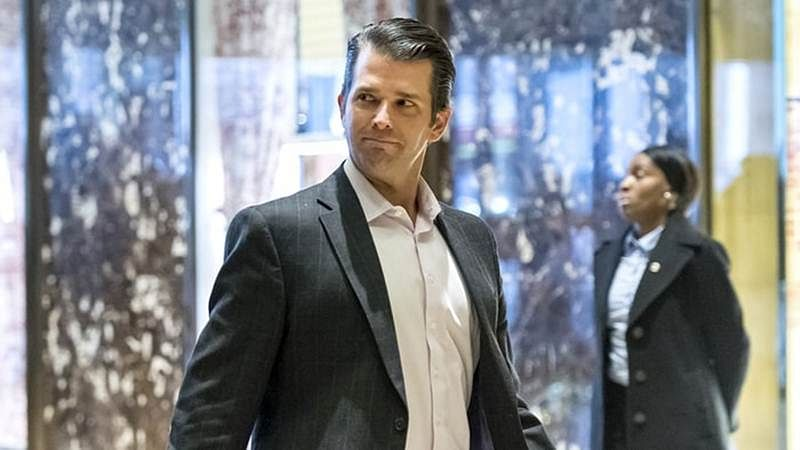 The importance of Donald Trump Jr's India trip