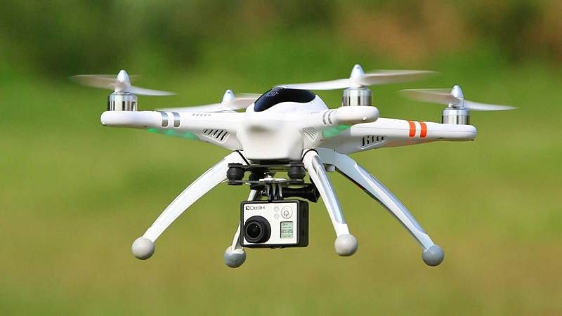 Myanmar detains foreign journalists for flying drone over parliamentary building