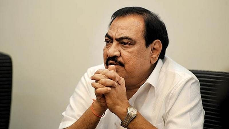 BJP believed in a hacker's false claims against me: Eknath Khadse