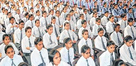 Indore: Free Press recognises hard work of CBSE board exams toppers