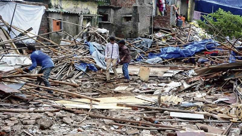 Ghatkopar building collapse: Class 12 boy loses family within space of few minutes