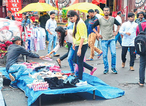 Bhopal: GST burns a hole in pocket of consumers