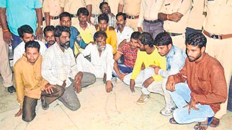 Ujjain: Gang running country-made pistols biz busted, 16 held
