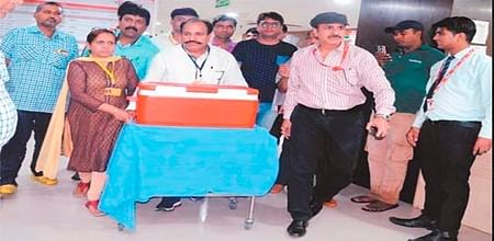 Indore: Another feather in city docs' cap