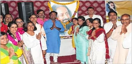 Indore: Special puja, devotional songs mark Guru Purnima