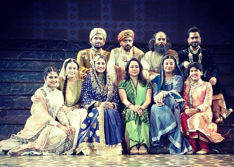 Karan Johar inspired by 'Mughal-e-Azam- The Musical'