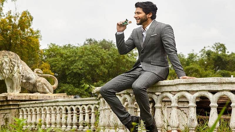 Mishal Raheja goes the Hollywood way for his web-series!