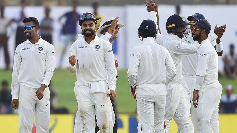 India vs Sri Lanka, Galle: India hold upper hand against the hosts on  Day 2 of Test