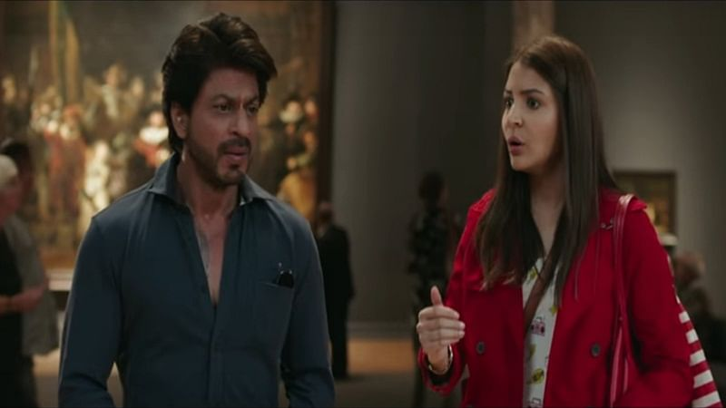 Jab Harry Met Sejal Mini Trail 5: Funny! SRK and Anushka Sharma create chaos over a lost ring!