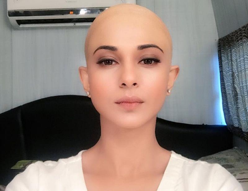 Jennifer Winget aka Maya of Beyhadh goes bald. And, here is the reason why