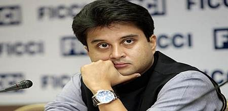 Bhopal: I am here to present flood related issues before CM Kamal Nath; Jyotiraditya Scindia