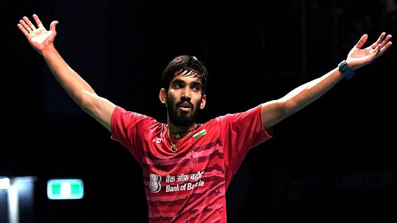 India have a good chance of winning medal at World Championship: Kidambi Srikanth