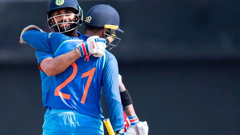Virat Kohli leads India to 3-1 series win over Windies