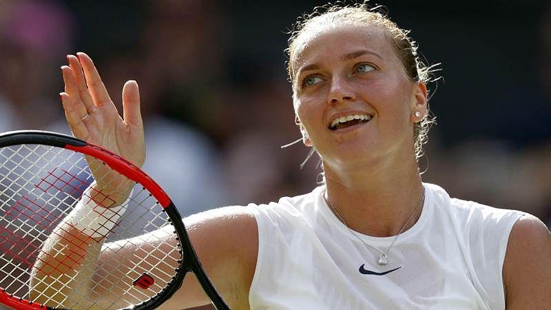Petra Kvitova looking forward to busy US Open build-up