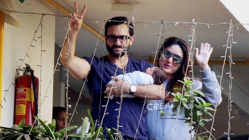 'Veere Di Wedding' actress Kareena Kapoor Khan reveals interesting facts about Saif and Taimur Ali Khan