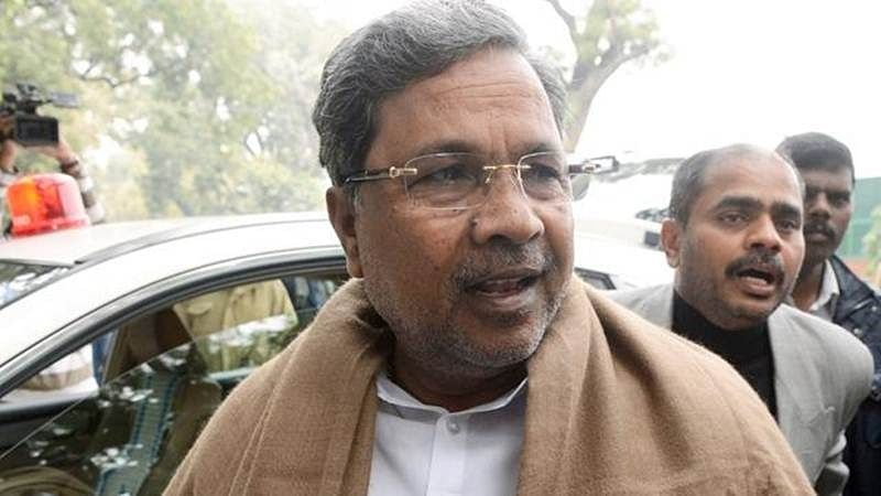 Was an accident, she is like my sister: Siddaramaiah on 'misbehaviour' incident