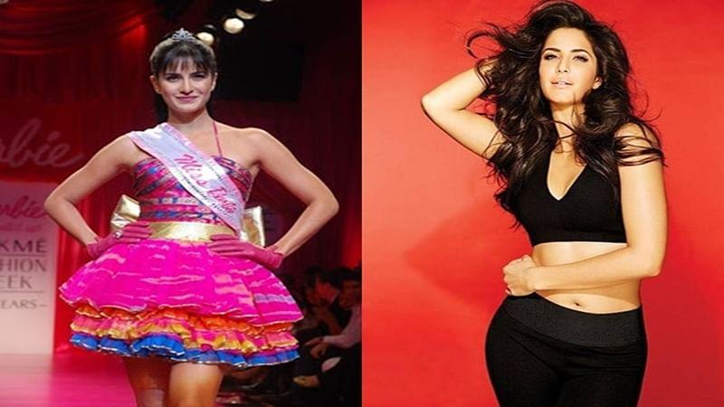 Birthday girl Katrina Kaif's journey from cute to hot