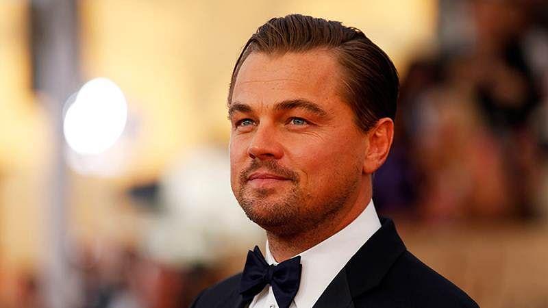 Leonardo DiCaprio turns producer for space drama series