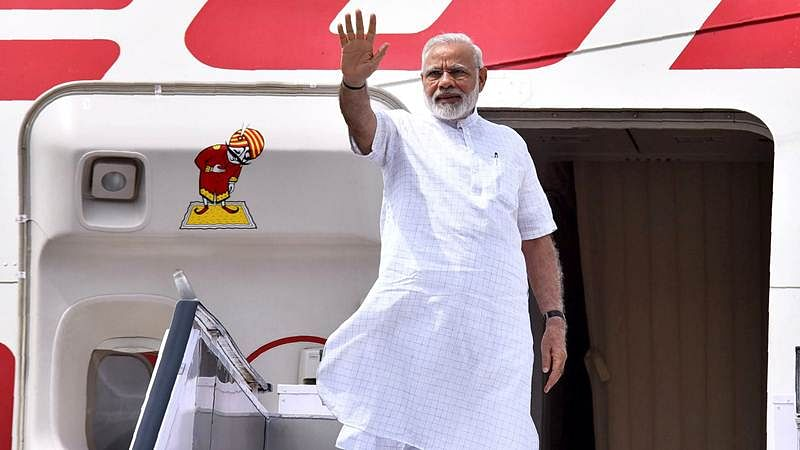 After Israel bonhomie, Modi wades into India-China border stand-off
