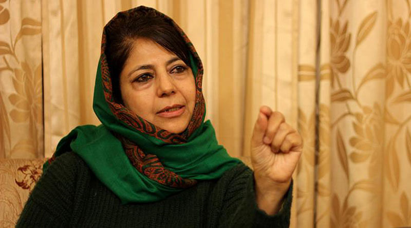 Decision on Jammu and Kashmir bank attempt to fiddle with state's spl tag: Mehbooba Mufti