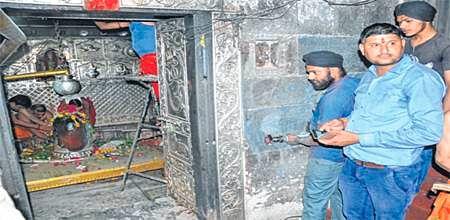 Ujjain: Mahakaleshwar temple gears for Shravan festivities