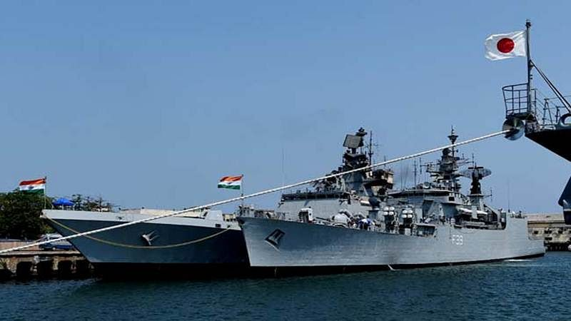 Navies of India, US, Japan, Australia to begin second phase of Malabar Exercise