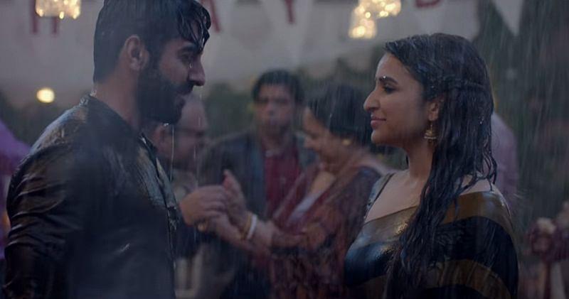 Monsoon Mania! 'Meri Pyaari Bindu' makers release uncut video of 'Mana Ke Hum Yaar Nahin'