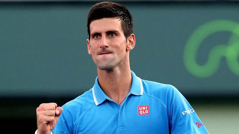 Tennis player Novak Djokovic earns 1st Masters win of 2018