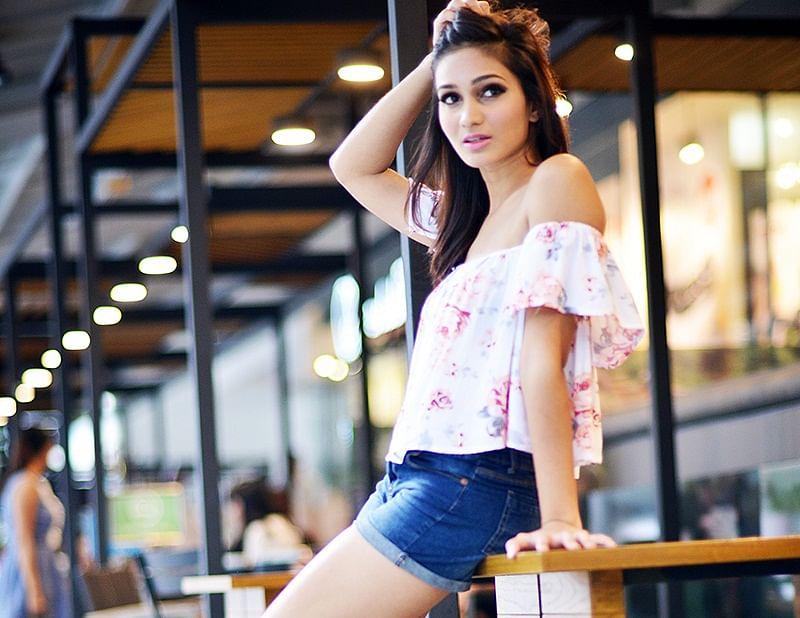 Modelling promotes healthy living, says Nutan Rai cameo girl from Saath Nibhana Saathiya