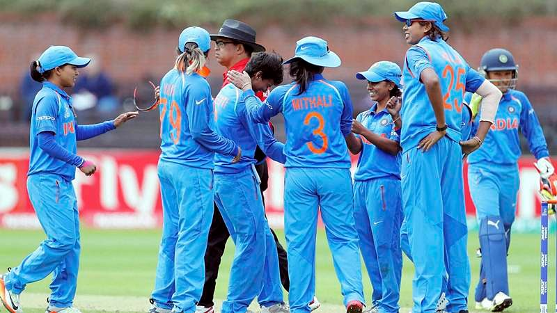 Women's World Cup: India won the toss, opt to field against South Africa