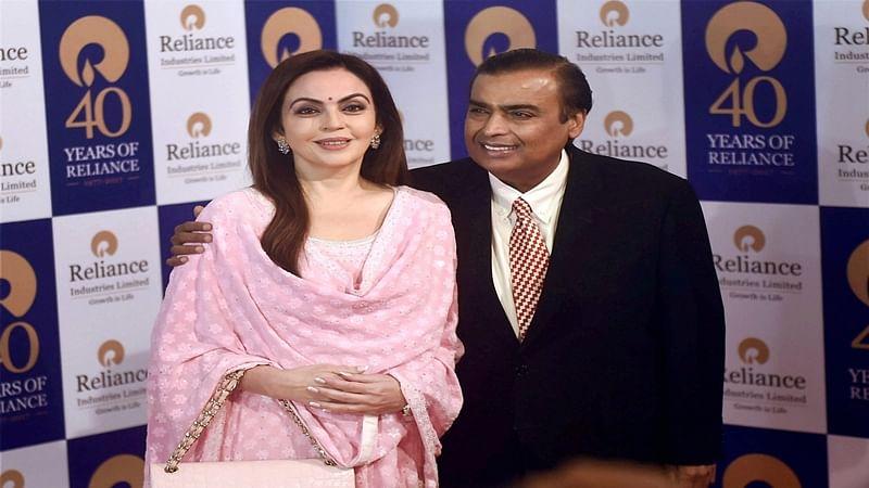 Mukesh Ambani: RIL net profit jumped 10,000-fold in 40 years