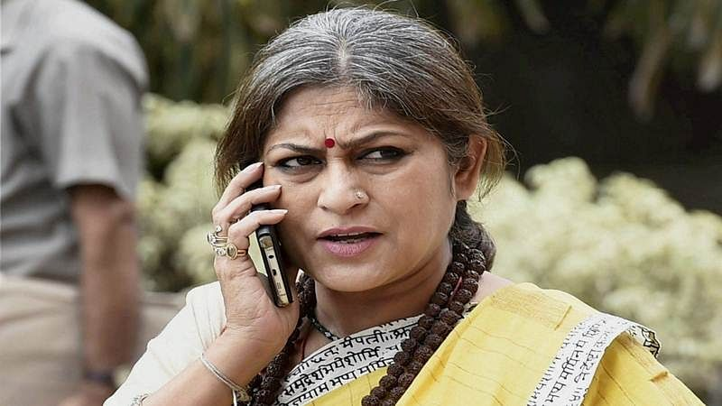 Child trafficking case: CID sleuths at BJP MP Roopa Ganguly's house to quiz her