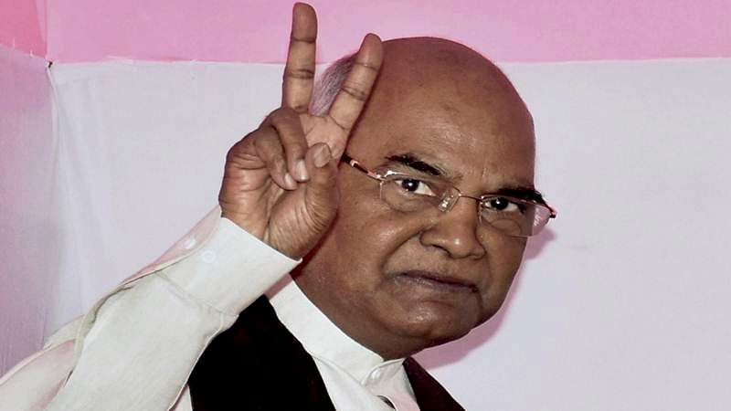 Mumbai: 13 Opposition MLAs likely to vote for  BJP presidential candidate Ram Nath Kovind