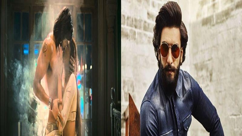 Hot Confession! Deepika Padukone is the best kisser, says Ranveer Singh