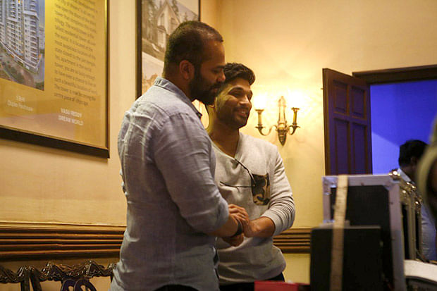 Check out: Rohit Shetty and Golmaal Again stars meet Tollywood star Allu Arjun