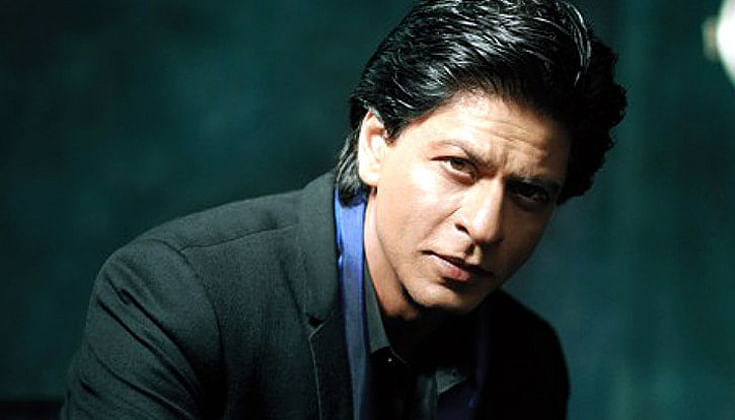 SRK enjoys breaking away from fast-paced lifestyle