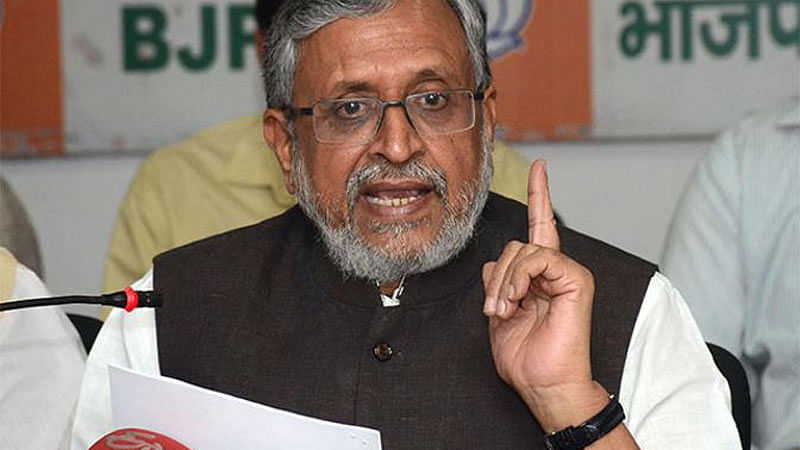 No tie-up with JD-U: Sushil Modi