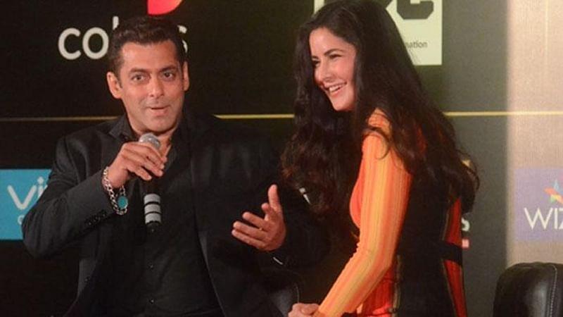 IIFA Awards 2017: Salman sings 'Happy Birthday' for Katrina in New York