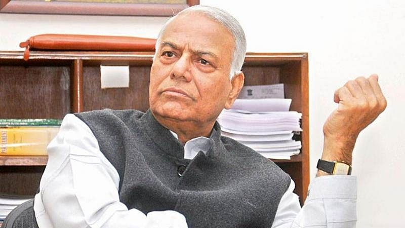 Politics today based on exploiting people's differences, says Yashwant Sinha