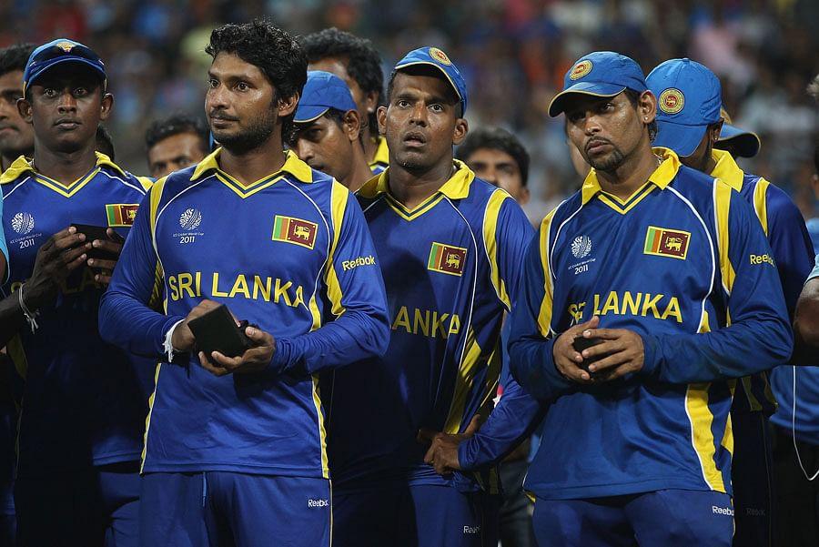 Sri Lanka turn down PCB's invitation to play T20 in Pakistan