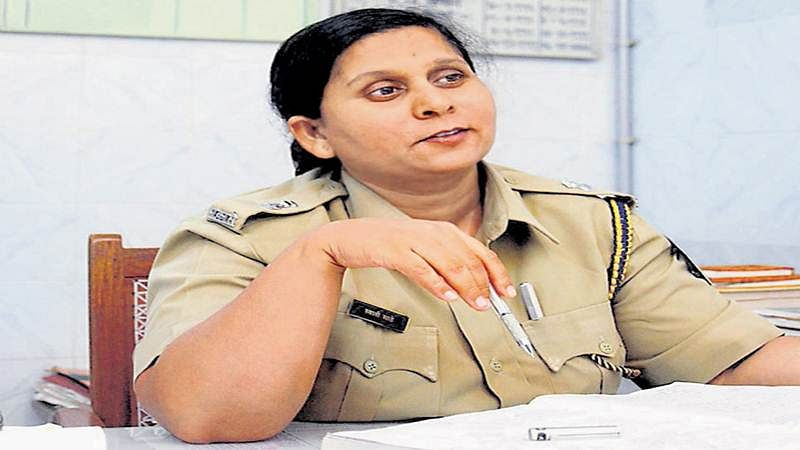 Complaint on Swati Sathe by suspended police officer