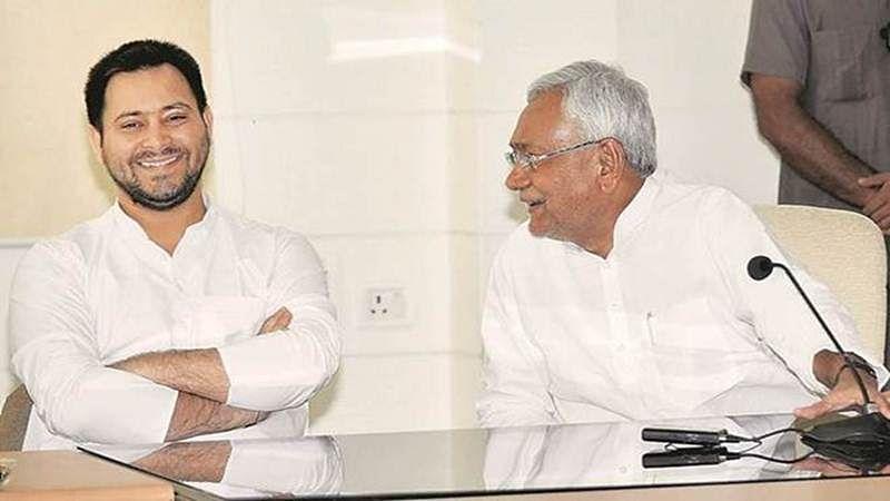 RJD says no to Tejashwi Yadav quitting; Nitish Kumar speaks to Lalu