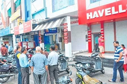 Bhopal: Thieves target Aapoorti Super Market, make away with Rs 6.90L cash