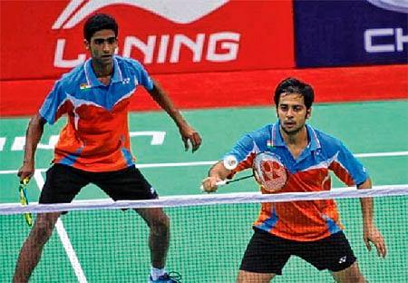 Kashyap, Manu-Sumeeth, Prannoy reach semifinals